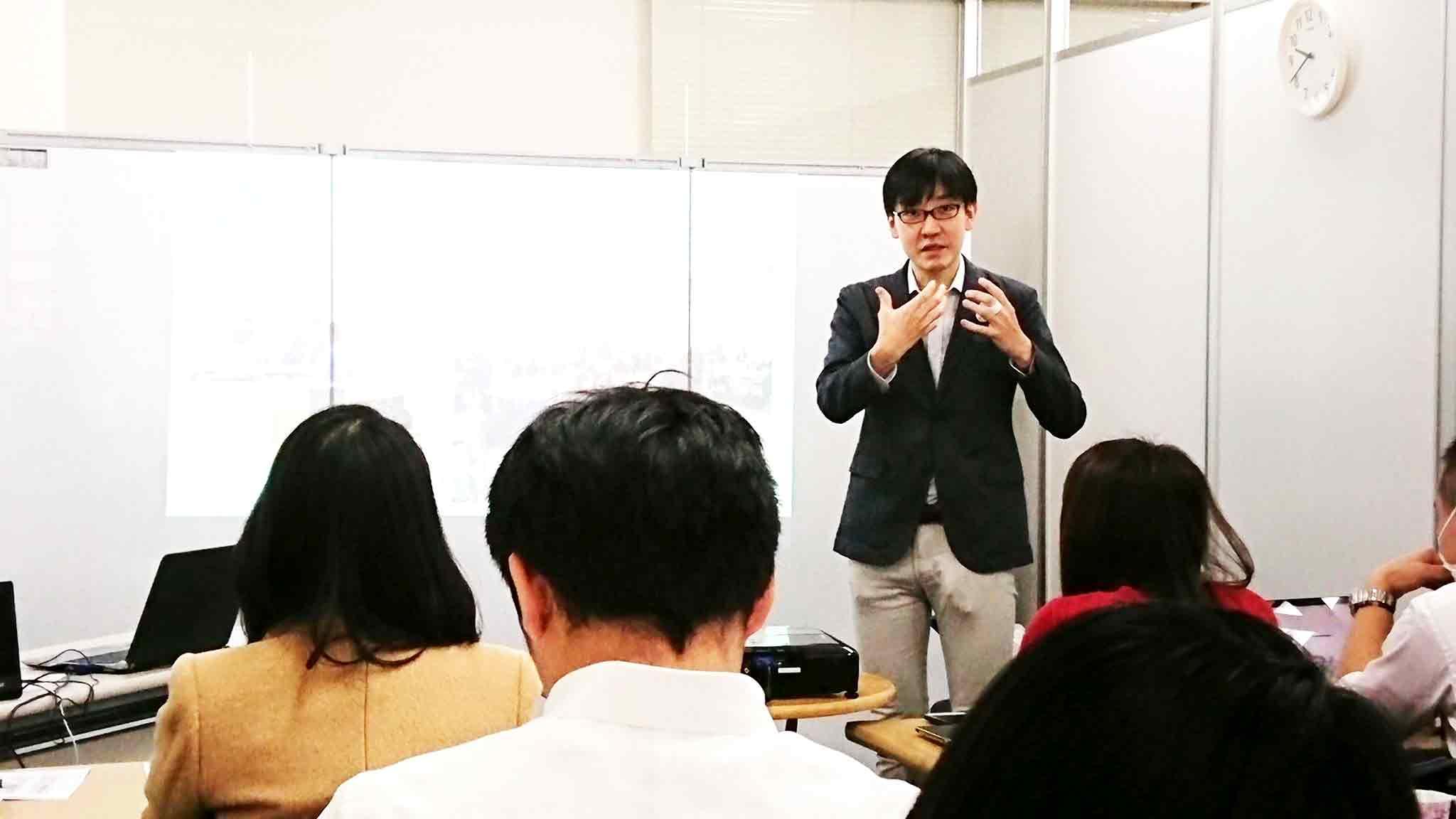 異文化コミュニケーション研修 伝わる日本語の話方と聞き方