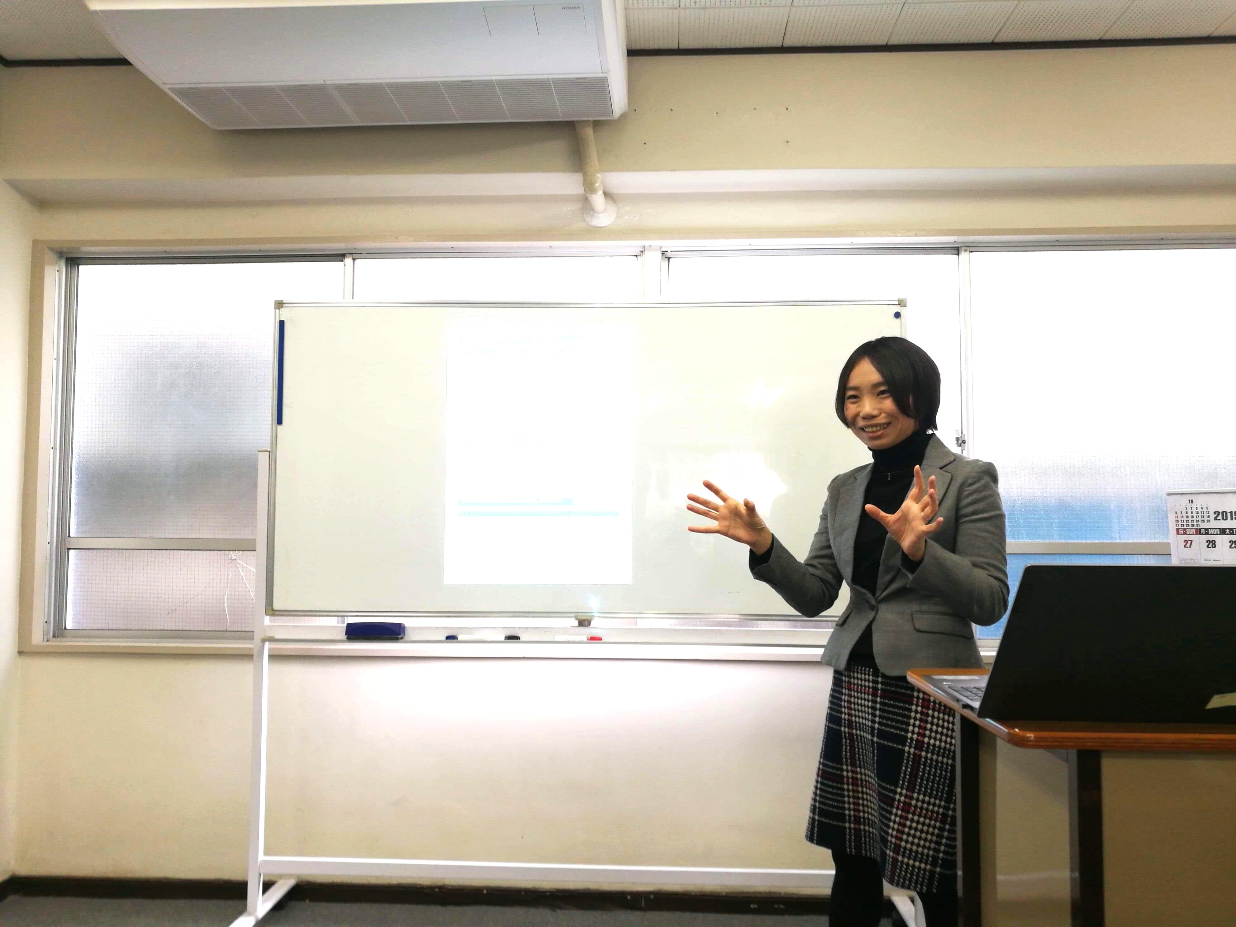 「日本語教師 進路指導基礎講座」にて採用戦略マネージャーの柳川が登壇しました