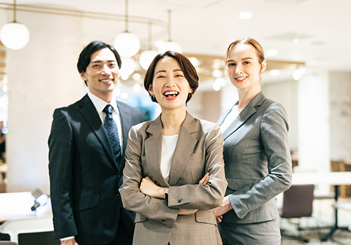 海外勤務経験がある日本人紹介